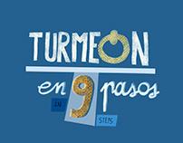 Infografía sobre la elaboración de vermut Turmeon