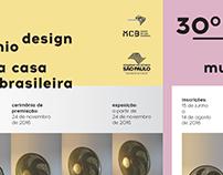 30º Prêmio Design MCB // Obsolete