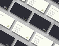 Corporate Identity and Logo Design for VIA