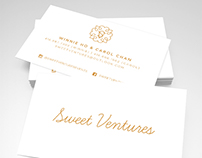 Sweet Ventures Business Card