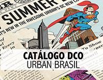 DC Originals products catalogue