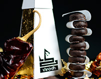 Virodh Chocolate Branding
