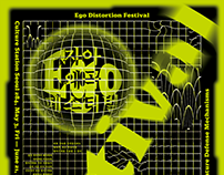Ego Distortion Festival #3