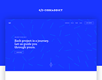 Code Addict - Home Page