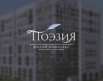Logo for the residential complex