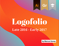 Logofolio - Late 2016 - Early 2017