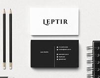 Leptir - Stationary Visual Concept