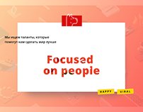Focused On People presentation