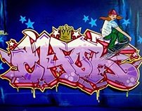 Graffiti Lettering and productions