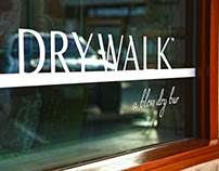 Drywalk Drybar Hair Salon, Los Gatos, CA