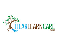 Hear Learn Care Branding