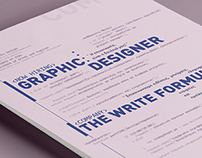 Now Hiring : Graphic Designer