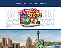 American Scholar Group Summer In America Campaign
