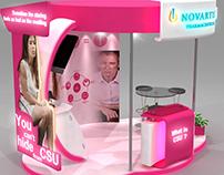 CSU Novartis Booth 2015