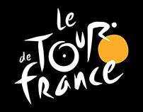 LE TOUR DE FRANCE - LES MAILLOTS