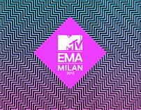 MTV EMA Milan 2015 Contest