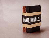 MAN, HANDLED - Hygiene for Kings