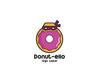 Donutello Logo