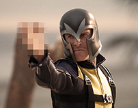 Superheroes - Rude Finger Moments