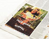 Print Ad for Kapkids