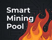 Сryptocurrency Smart Mining Pool