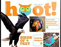 Hoot! E-Newsletter
