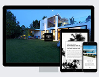 Lecasedibiza - Web Design