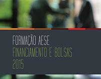AESE scholarship brochure