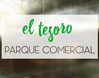 VIDEO EL TESORO PARQUE COMERCIAL