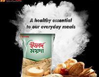 IFAD Atta, Moyda, Suji Advertising