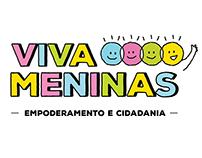 VIVA MENINAS // Logo