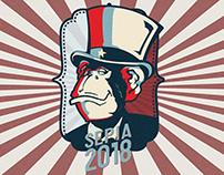 POSTER ART : SEPIA Night 2018