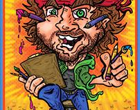 Copy of Danimation Self Caricature