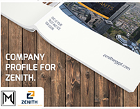 Company profile of Zenith for insurance consualtants