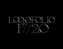 Logofolio 2017 | 2020