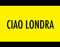 CIAO LONDRA   Lyric Video