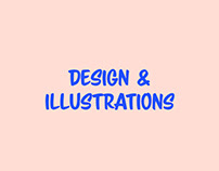 Design & Illustrations