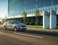 Dacia Logan [Commercial]