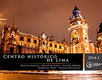 Centro Histórico de Lima - Señaletica