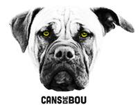 CANS DE BOU