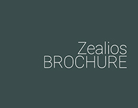 ZEALIOS Skincare Informational Brochure