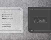 PiTech - Business Card