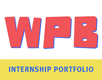 Wicker Park Chamber of Commerce - Internship Portfolio