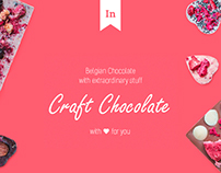 CRAFT CHOCOLATE - design concept
