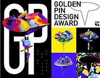 Golden Pin Design Award 2019 Branding