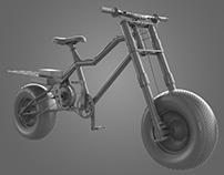 Hanebrink Electrical Bike Model