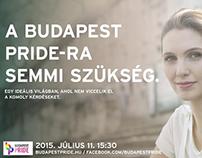 Europress - Budapest Pride 2015 contest