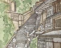 Chinese Woodblock Prints 2016