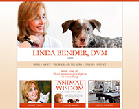 Linda Bender (Wordpress Site)