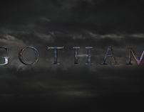 GOTHAM title recreation